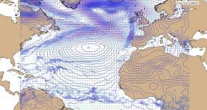Prévisions du vent pour vendredi 31 octobre